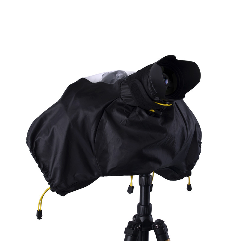 fosoto Photo Professional Digital SLR Camera Cover Waterproof Rainproof Rain Soft bag Canon Nikon Pendax Sony DSLR Cameras