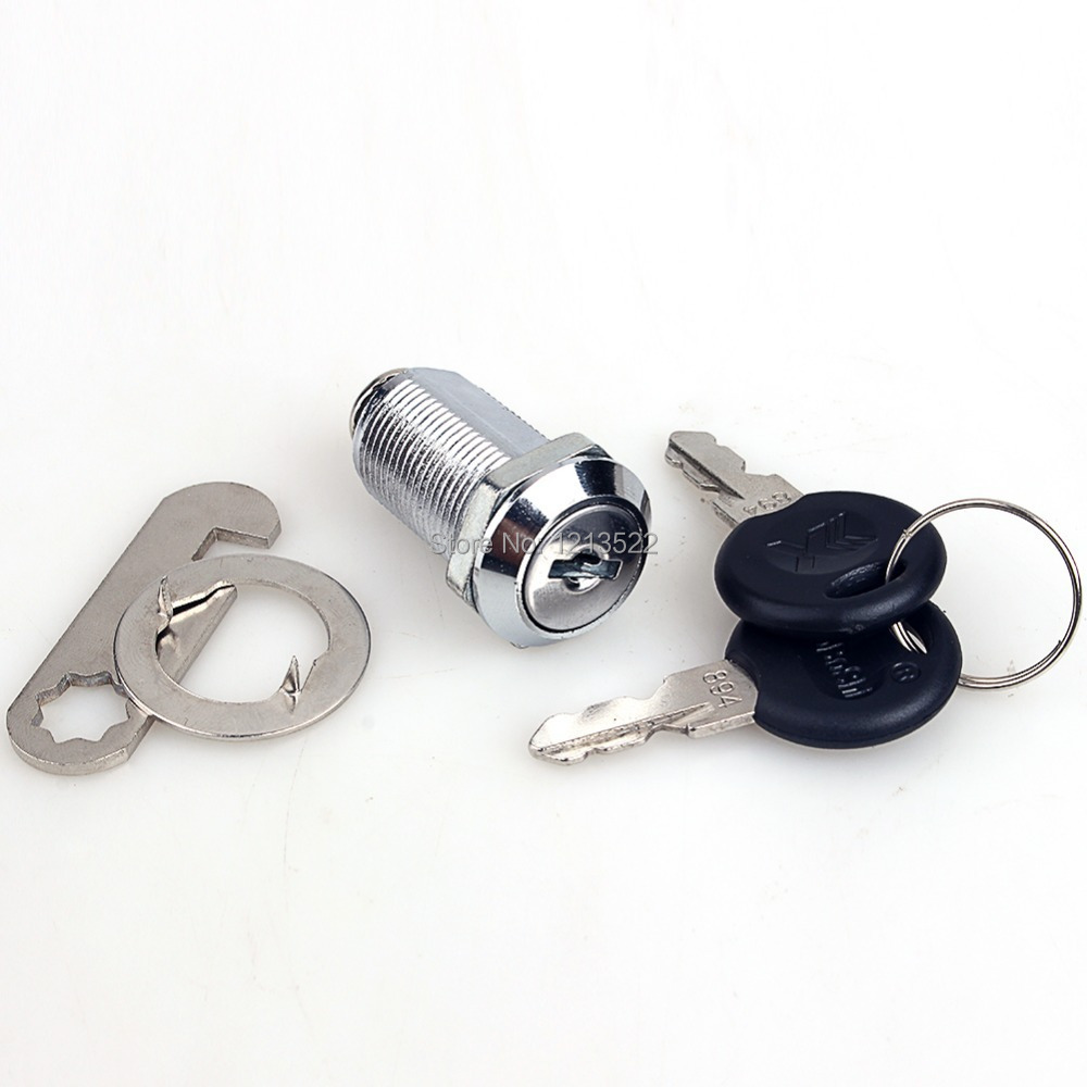 New Universal Safe Cam Cylinder Locks Tool Box File Cabinet Desk Drawer