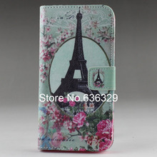 Buy Flower Stand Wallet Flip Leather Case Cover Sony Xperia Z1 Compact M51W Cover Skin Shell Z1 mini D5503 Cell Phone Cases for $3.38 in AliExpress store