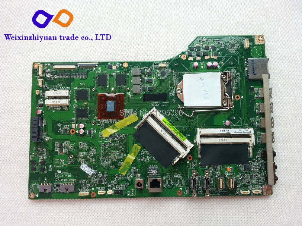 For ASUS ET2702I All In One Motherboard ET2702I REV:1.3 Mother board 100% Tested(China (Mainland))