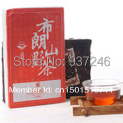 Гаджет  Pu-erh tea ripe tea brick tea 200 g puer tea brick brown mountains None Еда