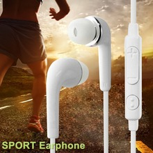 3.5mm In-Ear Earphones Earbuds Headphone Headset Handsfree With Mic For SAMSUNG GALAXY S3 S4 S5 Note3/4/5 HTC Sony