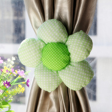 JJ303 Home Decor Curtain Flowers Wrap Belt for living room Bedroom Home  Decorative Textile Items Accessories Supplies Products