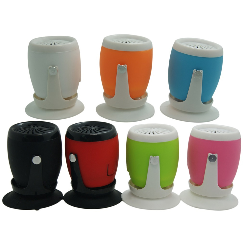 Portable Bicycle Bell Speaker Bluetooth Loudspeaker Box 7 Colors Optional(China (Mainland))
