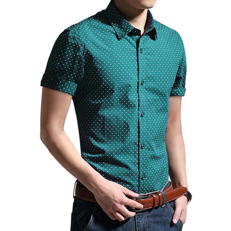 Mens short sleeve dress shirts for Mens coral short sleeve dress shirt