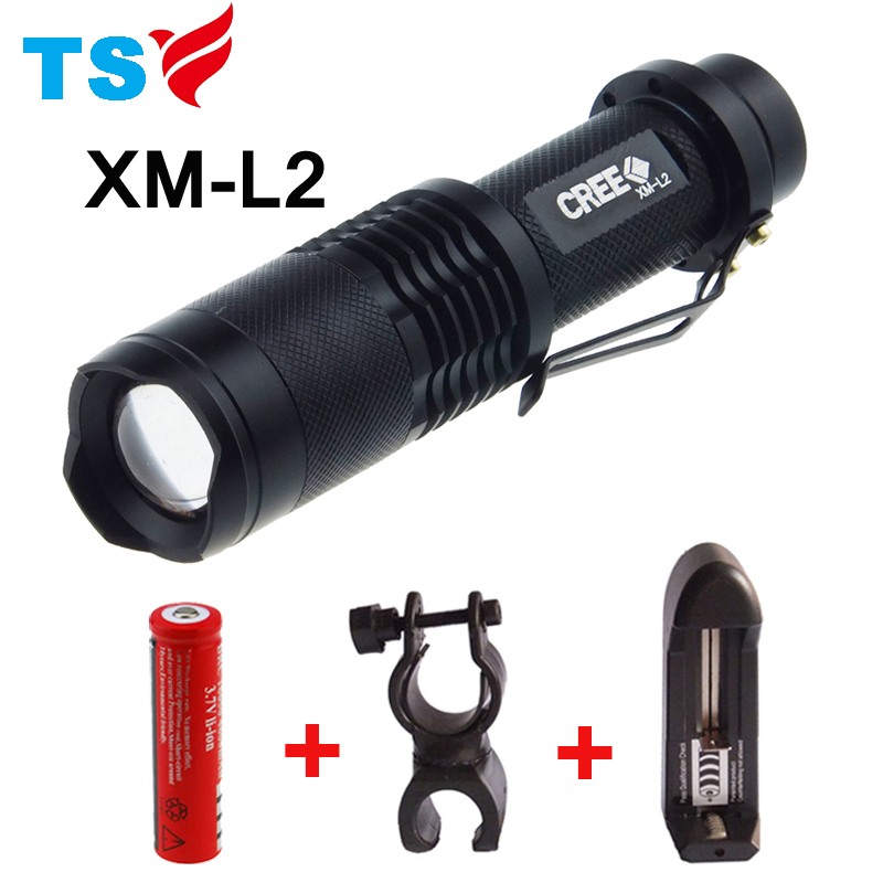 3000 lumens led tactical mini flashlight cree xm l2 linterna led torch zoomable 18650 flash. Black Bedroom Furniture Sets. Home Design Ideas