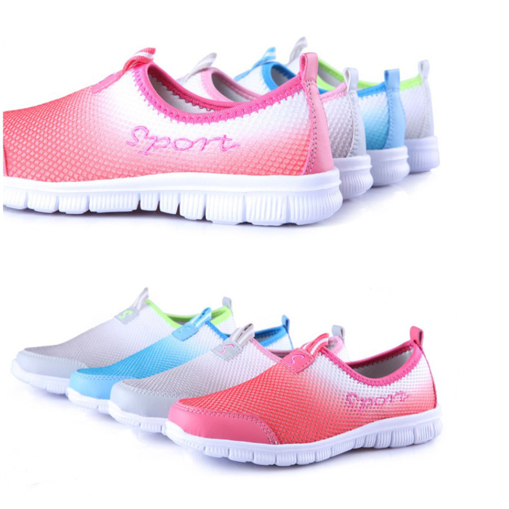 free shipping New Summer shoes Womens sneaker thletic shoes Breathable barefoot Running shoes sports and confortable\net shoes<br><br>Aliexpress
