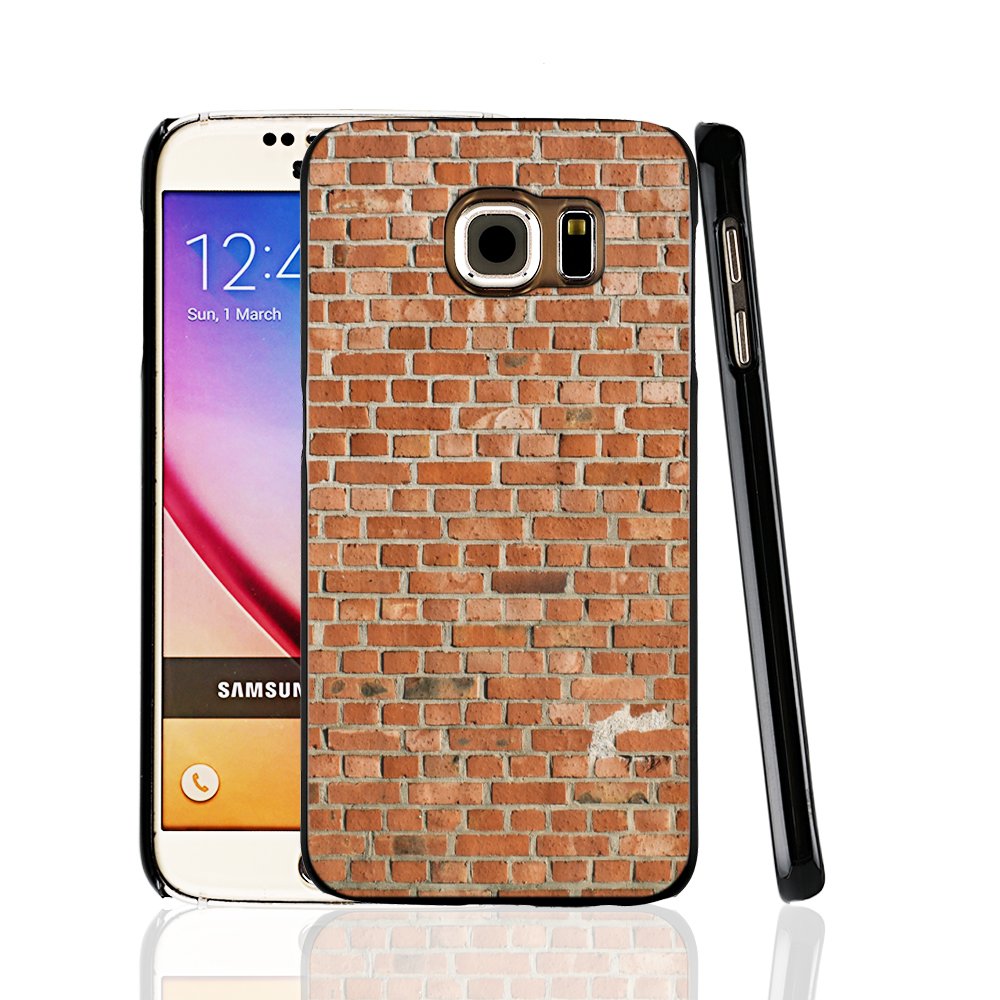 13536 brick wall cell phone case cover for Samsung Galaxy A3 A5 A7 A8 A9 2016(China (Mainland))