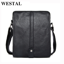 Buy WESTAL Genuine Leather Men Bags Man Small Messenger Bag Male Fashion Crossbody Shoulder Handbag Men's Travel New Bags 8830 for $32.98 in AliExpress store