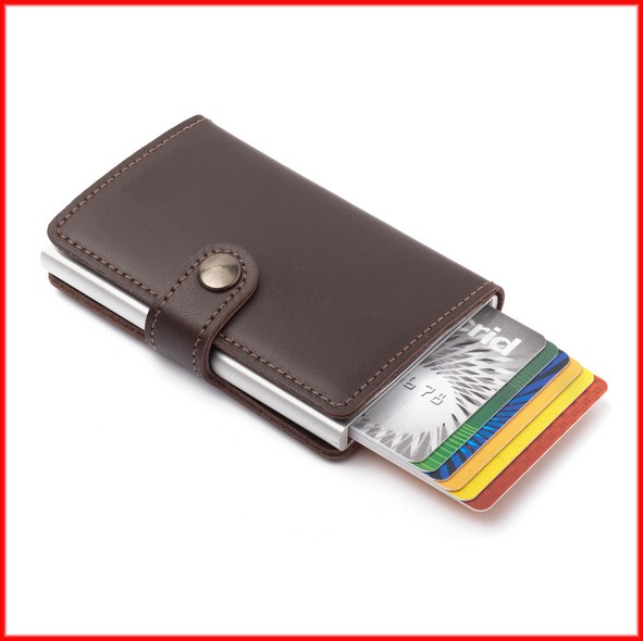 perfect mens wallet no breaking no bending 16mm flat slim