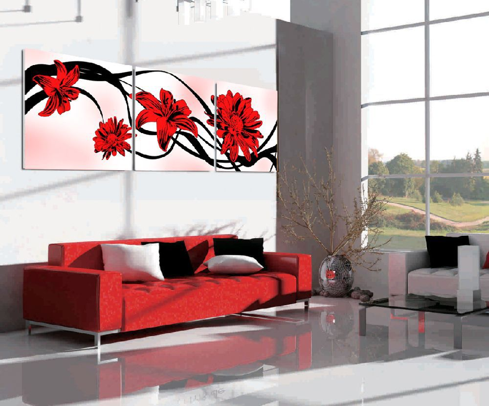 Modern Pictures Gift Decoration Pictures For Living Room Printed Painting On