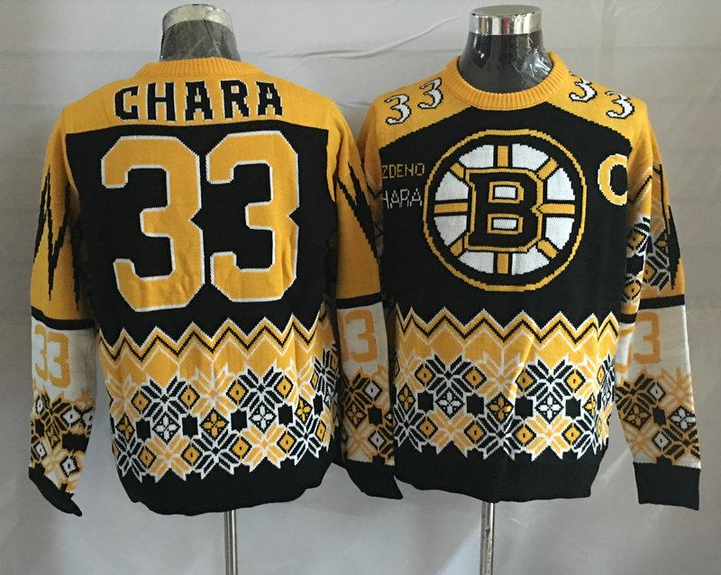 2016 New Hot Sale Boston Bruins Mens Sweater #33 Zdeno Chara Yellow Ice Hockey Jersey,Free Shipping 4794<br><br>Aliexpress