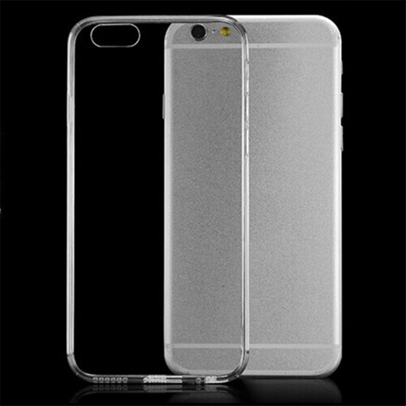phone case for iphone 4 4s 5 5s se 6 6s plus cute tpu soft crystal transparent protective back cover for i phone6 ipone 6 i6(China (Mainland))