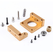 3D Printer Normal MK8 Extruder Aluminum Frame Block DIY Kit