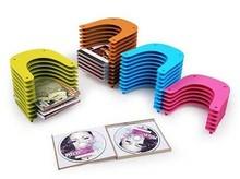 U 6 Layers CD Holder Storage Box CD Sleeve(China (Mainland))