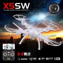 SYMA X5SW x5sw FPV quadcopter drone upgrade x5sc wifi HD camera transmission