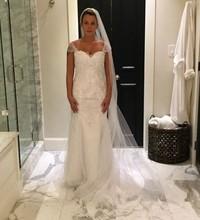 Buy Bridal Dress Wedding Dress Real Vintage Beaded Bride Lace Mermaid vestido noiva robe de mariage Gowns Weddingdress 2017 for $238.44 in AliExpress store