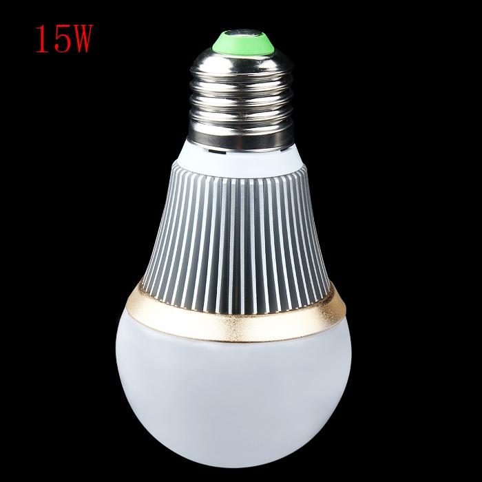Long life E27 Energy Saving LED Bulb Spot Light Lamp 5x3W Cool White AC 220V - Cheap Gadagets Mall store
