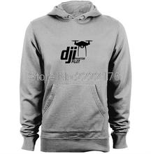 Phantom Pilot DJI Drone Mens & Womens Fashion Casual Hoodies