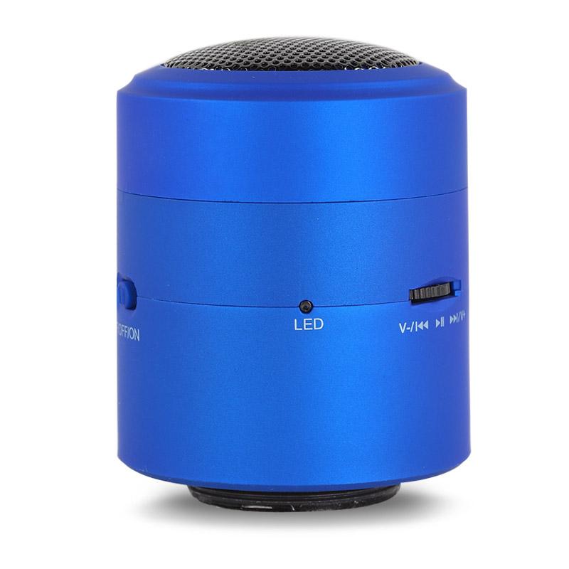 Wireless bluetooth multimedia sound computer mobile phone notebook portable subwoofer small speaker hands-free - Shen Zhen Trustworthy Technology CO., LTD store