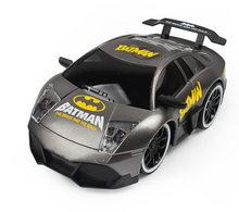4CH SuperHero Spiderman Batman homem De Ferro Capitão RC RC Carro de Controle Remoto Brinquedos Modelo de Carro de Brinquedo de Simulação(China)