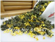 1000g Osmanthus TieGuanYin tea,Osmanthus flavor,fragrance Oolong tea,Health tea,slimming tea,Free shipping