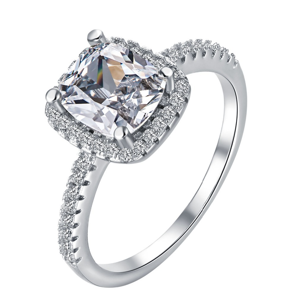 Buy 2015 New Promiton Wedding Rings For Women Engagement S