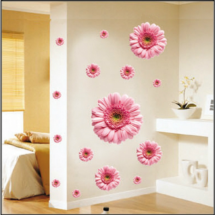 Living Room Bedroom Wall Stickers Home Decor Decals Removable In Wall