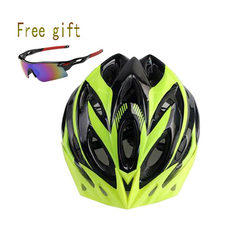 Ultralight bicycle helmet update EC certification fully molded helmet bicycle bike helmet Cycling Hull 56-62 CM(China (Mainland))