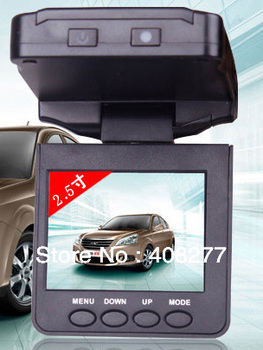 Car dvr with night vision, car video recorder H198 car camera