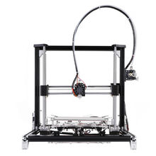 Newest Upgraded Quality High Precision Reprap Prusa I3 3D Printer DIY Full Kits With One Roll