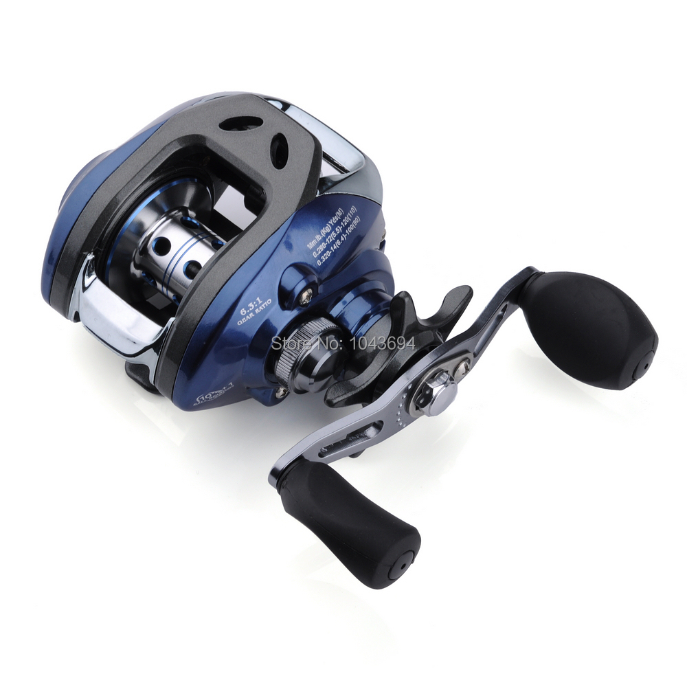 10 1 shaft lure wheel fish reel 11 shaft drop round for Fish drops reels