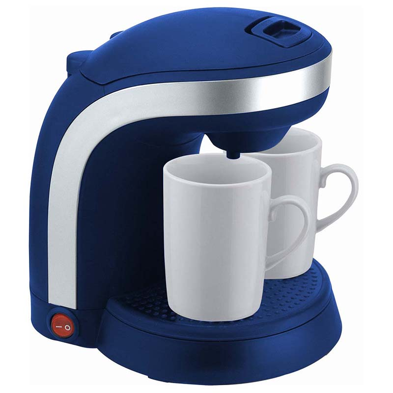 240V Two ceramic cups Coffee machine kitchen appliances Small Electric drip coffee makers Made in china Kaffeemaschine(China (Mainland))