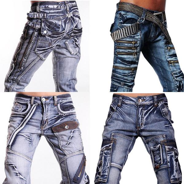 2016 New Arrival Hot Sale Jeansian Collection Mens Famous Design Jeans Denim Top Pants Fashion ...