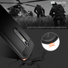 Buy Luxury Hybrid Slim Armor Case MOTO G3 Carbon Fiber Texture Brushed Silicone Soft Cover Motorola G 3 Back Cases Coque for $4.24 in AliExpress store
