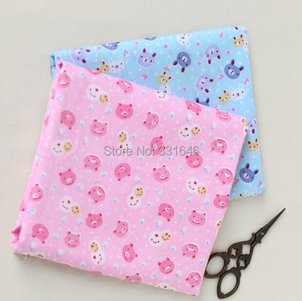 160*50cm Hello-karon Series Cotton Fabric Telas Quilting Tilda Patchwork Diy Baby Toy Tissu Sewing Bedding Textil Tecido - Amy Handmade Store store