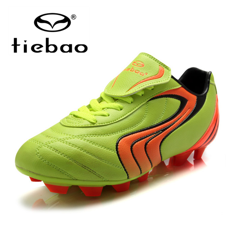 TIEBAO Professional FG & HG & AG Soles Football Shoes Men Women Outdoor Sport Soccer Cleats Athletic Scarpe Calcetto(China (Mainland))