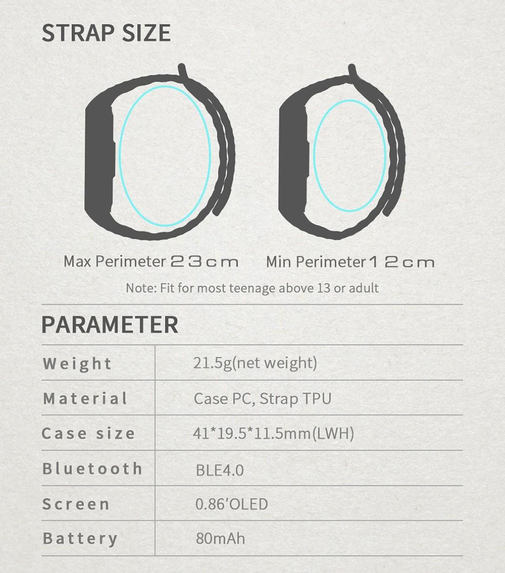 ถูก BALUN2016ใหม่เดิมสร้อยข้อมือบลูทูธที่ชาญฉลาด4.0การนอนหลับการตรวจสอบi5plus i5สร้อยข้อมือข้อมือกันน้ำนาฬิกาดิจิตอล