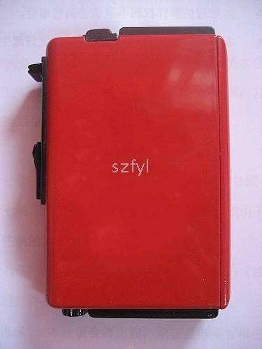 New with lighter / cigarette case automatically shells / Practical Gifts / wind-type Christmas / gif