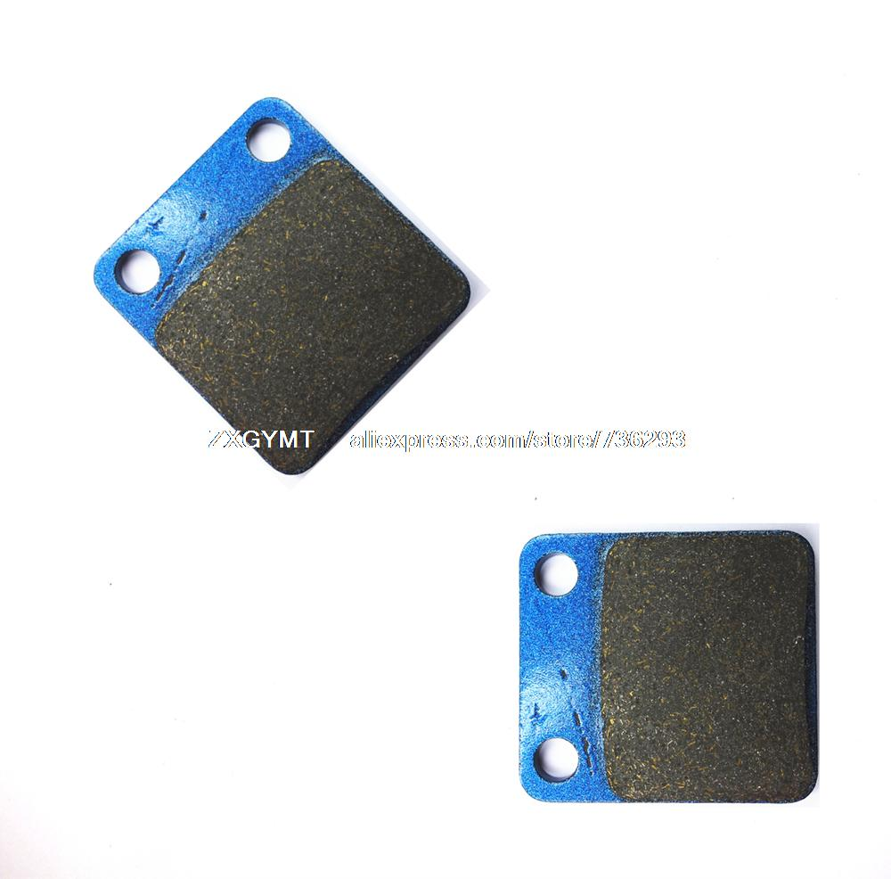 Atv / Utv Resin Front Disc Brake Pads fit KAWASAKI KVF300 KVF 300 Brute Force 2013 & up(China (Mainland))