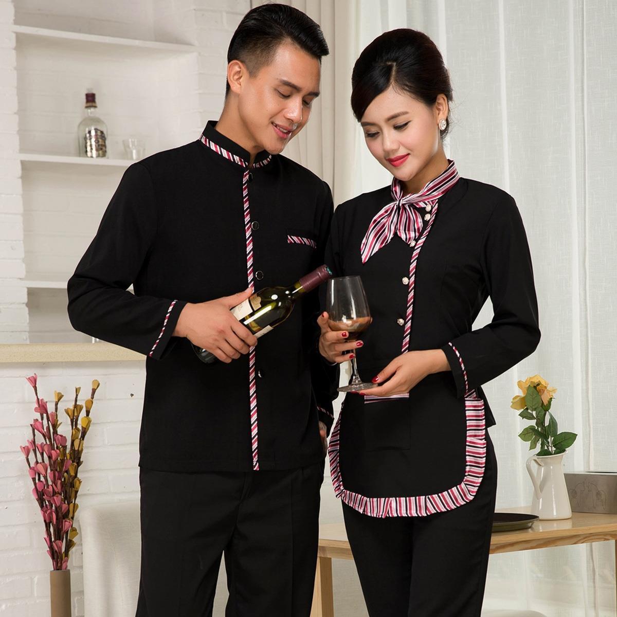 online kaufen gro handel hotel kellner kleidung aus china. Black Bedroom Furniture Sets. Home Design Ideas