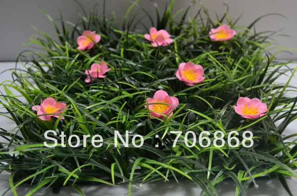 En plastique mat herbe promotion achetez des en plastique - Tapis herbe artificielle ...