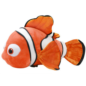 Wholesale Movie Finding Nemo 25cm Cute Clown Fish Stuffed Animal Soft Plush Doll Toy Kids Toys Birthday Gift