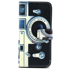 Cute Pattern Wallet Case for Apple iPhone 6S / 6 4.7 iPhone6 Luxury PU Leather Flip Silicon Cover Phone Cases w/ Card Slot