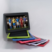 Sale!!! New Hottest!Tablet PC 7'' A33 Quad Core Dual Cameras Bluetooth WIFI 8GB 1024*600 pixels(China (Mainland))