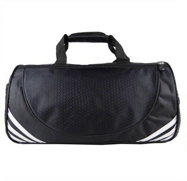 Горячая мода высокое качество водонепроницаемый нейлон мужчины дорожные сумки унисекс ...