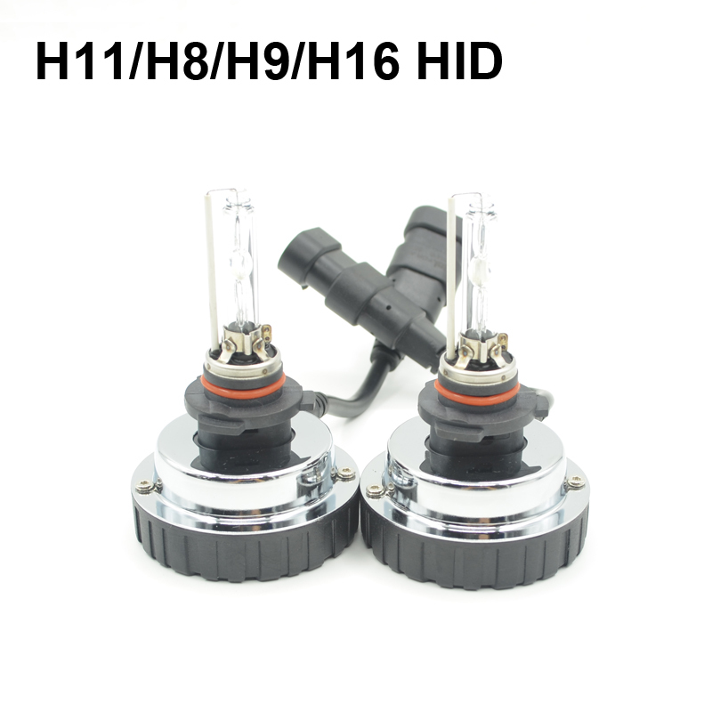 Фотография New 55W DC12V HID H8 H9 H11 H16 Auto Smallest Xenon All In One Kit 4300K 6000k 8000k 10000k Headlight Super Bright Car Styling