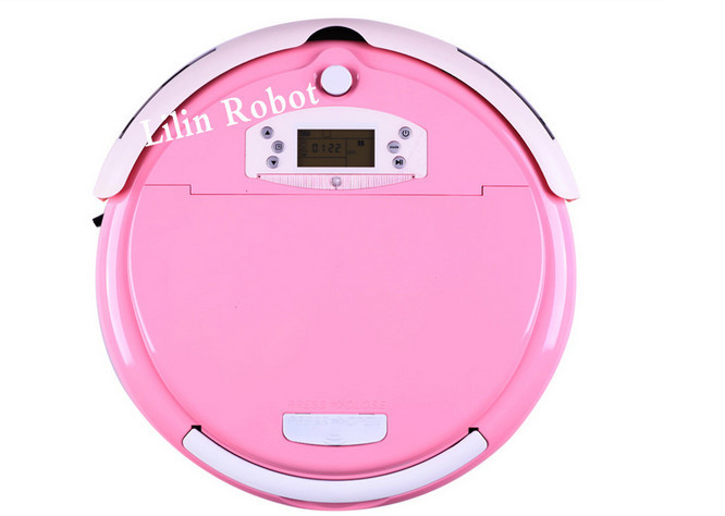 (Free to Russia ) 4 In 1 Multifunction Robot Vacuum Cleaner (Clean,Sterilize,Mop),Virtual Wall,Schedule,Self Charge(China (Mainland))