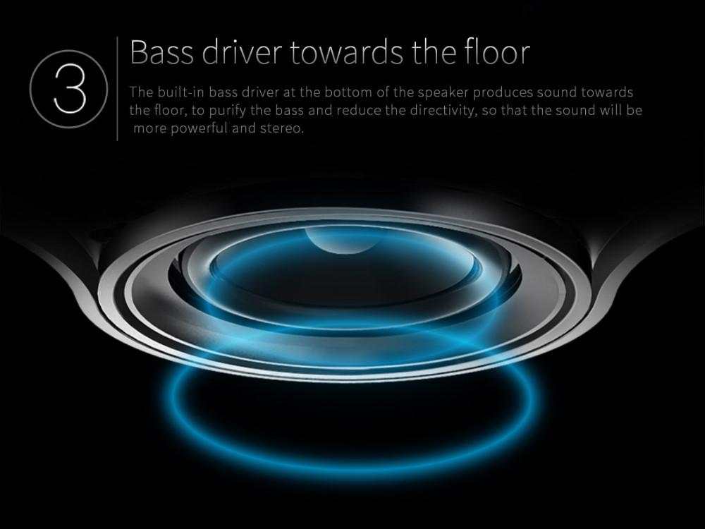 ถูก B luedio TS3บลูทูธลำโพงแบบพกพาไร้สายลำโพงรองรับการ์ดSDระบบเสียง3Dลำโพงเพลงโทรศัพท์