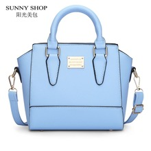 SUNNY SHOP Cute Women Messenger Bags Small High Quality PU leather Shoulder Bags Ladies Hand Bags crossbody bag(China (Mainland))
